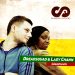 DREADSQUAD/LADY CHANN - Island Lovin (Front Cover)