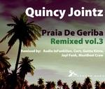 QUINCY JOINTZ - Praia De Geriba Remixed Vol 3 (Front Cover)