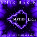 HAZIR, Emir - Maths EP Vol 2 (Front Cover)