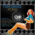 DAVIS, Tom - Pong (Front Cover)