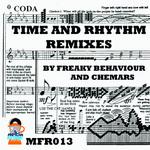 DJ SHERG feat LADY EMZ - Time & Rhythm (Front Cover)