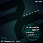 DE HESSEJUNG - Space EP (Front Cover)