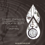 ZADEGAN, Ehsan - Hours EP (Front Cover)