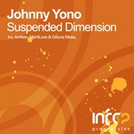 YONO, Johnny - Suspended Dimension (Front Cover)