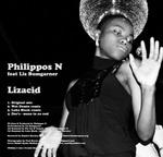 PHILIPPOS N feat LIZ BUMGARNER - Lizacid (Back Cover)