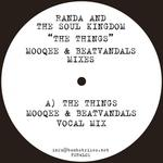 RANDA & THE SOUL KINGDOM - The Things (Mooqee & Beatvandals mixes) (Front Cover)
