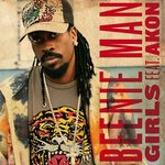 BEENIE MAN - Girls (feat Akon) (Front Cover)