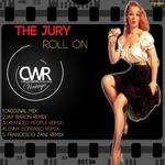 JURY, The - Roll On (Front Cover)