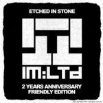VARIOUS - Etched In Stone: 2 Years Anniversary Edition (Front Cover)
