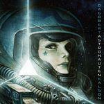 DAGOBERT/KALSON - Astronauten (Front Cover)