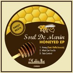 SOUL DE MARIN - Honeyed EP (Front Cover)