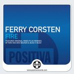 FERRY CORSTEN - Fire (Front Cover)