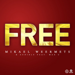 WEERMETS, Mikael/AUDIBLE feat MAX C - Free (Front Cover)
