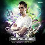 DIGITAL PUNK - Album Sampler 4 (Front Cover)