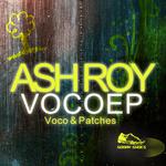 ROY, Ash - Voco EP (Front Cover)