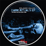 VALLICE, Rolando - Dark Rituals EP (Back Cover)