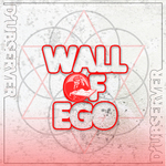 D'UBSERVER - Wall Of Ego (Front Cover)