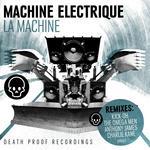 MACHINE ELECTRIQUE - La Machine (Front Cover)