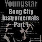 YOUNGSTAR - Bong City Instrumentals (Back Cover)