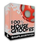 100% House Grooves  (Sample Pack WAV)