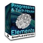 Progressive & Tech House (Sample Pack WAV/APPLE/REX/STYLUS)