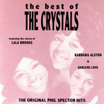 CRYSTALS, The - The Best Of The Crystals (Front Cover)