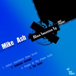 ASH, Mike - Alien Invasion (Front Cover)