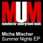 MISCHER, Micha - Summer Nights EP (Front Cover)