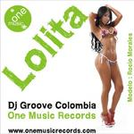 DJ GROOVE COLOMBIA - Lolita (Front Cover)