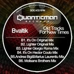 BVALTIK - Old Songs For New Times (Front Cover)