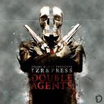 TZR & PRESS & GRYM - Double Agents EP (Front Cover)