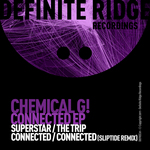 CHEMICAL G - Connected EP (Front Cover)
