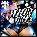 BOMBS AWAY - Big Booty Bitches (Front Cover)