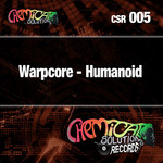 WARPCORE - Humanoid (Front Cover)