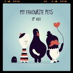 VARIOUS - My Favourite Pets Vol 1 (Front Cover)