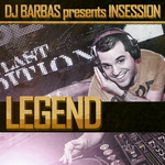 DJ BARBAS pres INSESSION - Legend (Front Cover)