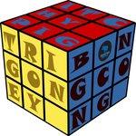TRIGONEY - BongCong EP (Front Cover)