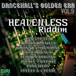 VARIOUS - Dancehall's Golden Era Vol 9 (Front Cover)