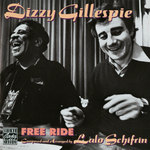 DIZZY GILLESPIE - Free Ride (Front Cover)