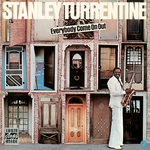 STANLEY TURRENTINE - Everybody Come On Out (Front Cover)