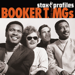 BOOKER T & THE MG'S - Stax Profiles - Booker T. & The MG's (Front Cover)