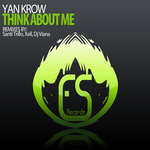 YAN KROW - Think About Me (Front Cover)