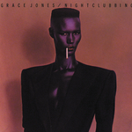 GRACE JONES - Nightclubbing (Explicit) (Front Cover)