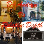 Relative Depth/DJ Andryu - Cafe Des Artistes Summer Edition (Front Cover)