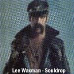 WAXMAN, Lee - Souldrop EP (Front Cover)