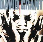 DAVID GRANT - Anxious Edge (Front Cover)
