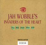 JAH WOBBLE'S INVADERS OF THE HEART - The Sun Does Rise (Front Cover)
