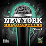 New York Rap Acapellas Vol 1 (Sample Pack WAV/APPLE/LIVE/REASON)