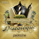 RODENAS, Javi & JESUS MONDEJAR feat VANESSA CANTOS - Discoteque (Front Cover)