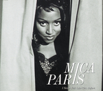 MICA PARIS - I Never Felt Like This Before (Front Cover)